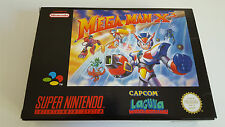 Mega Man X3 NEAR MINT CIB Super Nintendo Snes 100% ORIGINAL