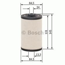 Kraftstofffilter - Bosch 1 457 431 159