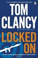 Good, Locked On (Jack Ryan Jr 3), Greaney, Mark, Clancy, Tom, Book