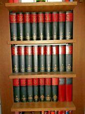 Brockhaus Enzyklopädie, 25 Bände, Goldschnitt, 17. Auflage von 1970-1976
