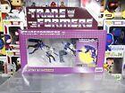 Transformers G1 Takara Reissue e-HOBBY Cobalt Ravage & Lazorbeak