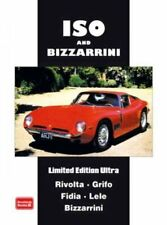 ISO and Bizzarrini Limited Edition Ultra, Paperback by Clarke, R. M. (COM)