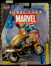 Maisto Ultimate Marvel Motorcycle Collection Wolverine Series #1 Triumph Tiger
