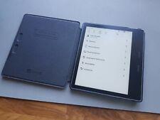 Amazon Kindle Oasis bundle (9th Generation) 8GB, Wi-Fi, 7in Graphite