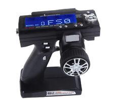 Radiocomando Pistola 3 Canali con Ricevente 2,4 Ghz Computerizzato Auto MT-GT3B