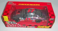 1:24 1997 RACING CHAMPIONS #17 PARTS AMERICA CHROME CHEVY DARRELL WALTRIP 25TH