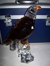 SWAROVSKI LIMITED EDITION 2011 BALD EAGLE 10000 PIECES WORLDWIDE 1042762 NEW