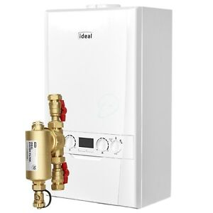 Ideal Logic Max 30 ERP combi + flue & ESI control supplied and installed