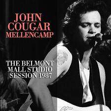 JOHN COUGAR MELLENCAMP New Sealed 2018 UNRELEASED LIVE 1987 CONCERT CD