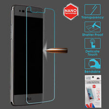 SHATTER-PROOF NANO COATING SOFT SCREEN PROTECTOR FOR LG ARISTO LV3 MS210