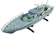 Torpedoschnellboot Military mit Fernsteuerung, Akku und Ladegerät NEU
