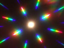 10x Diffraction Glasses  spectrum Rave Rainbow Firework Festival Fractal frames