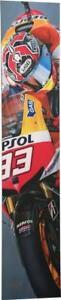 Steve Whyman Marc Marquez 93 Limited Edition Canvas