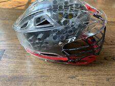 RARE Clear Cascade R Lacrosse Helmet