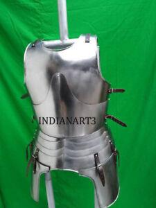 Armor Renaissance Breastplate Steel Knight Medieval jacket Cuirass Armor Replica