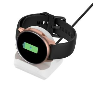 Charging Dock Charger For Samsung Galaxy Watch Active2 R830 R820 Active R500