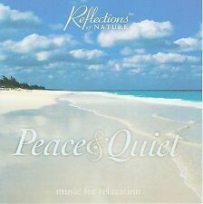 Peace & Quiet: Music For Relaxation * by Sandro Mancino (CD, 2008, Reflections)