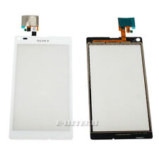 "Sony Xperia L S36h Blanco Digitalizador Pantalla Táctil Cristal ""UK"" S36 C2104 C2105 + Herramientas"