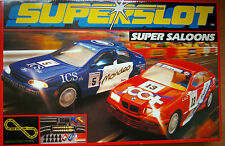 SUPERSLOT HORNBY CIRCUITO SUPER SALOONS