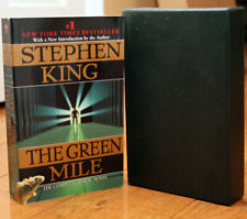 The Green Mile by Stephen King 1997 Paperback with Slipcase 1st Plume Printing