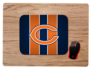CHICAGO BEARS DESIGN MOUSEPAD MOUSE PAD HOME OFFICE GIFT NFL