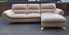 Furniture Village Leather Sofas, Armchairs & Suites