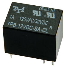 Subminiature Relay SPDT 3A 12V Std Sens. Small Miniature Sealed