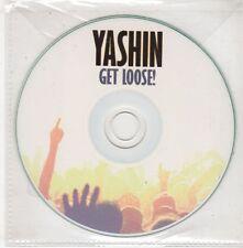 (GX722) Yashin, Get Loose! - DJ CD
