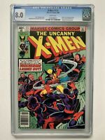 Uncanny X-Men #133 CGC 8.0, Wolverine Fights Alone!