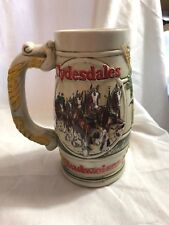 Budweiser Clydesdales Stein Promotional Products Group