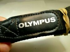 "Olympus neck shoulder strap Genuine Original OEM 1"" 2.5cm wide Pen PL2 PL3 E-M5"