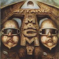 MAGMA - ATTAHK RARE CD Jewel Case+GIFT Remastered Prog Rock Zeuhl Vander Christi