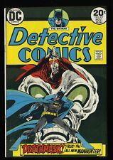 Detective Comics #437 FN- 5.5 Batman! New Manhunter!