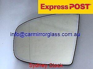 LEFT PASSENGER SIDE BMW X5 E70 2007 - 2013 AUTODIM MIRROR GLASS