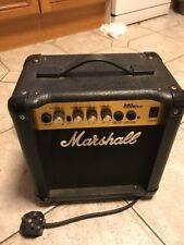 Marshall mg10cd Amp Amplificador De Guitarra