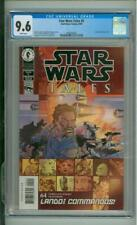 Star Wars Tales #15 CGC 9.6 Andrew Robinson Cover 2000