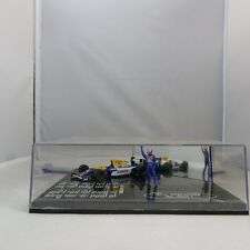 1/43, Alain Prost, Williams Renault FW 15B,  Formula 1 Models, 51 Victories 639
