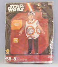 Star Wars BB-8 Toddler Halloween Costume Size 2T-3T Headpiece Romper Disney