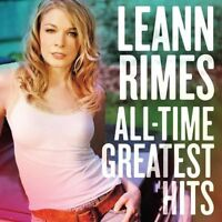 LEANN RIMES-THE ALL TIME GREATEST HIT OF LEANN RIMES-JAPAN CD F30