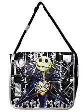 Disney Tim Burton's the Nightmare Before Christmas Large Messenger Bag - Yellow