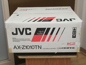 JVC AX-Z1010 Stereo Amplifier AMP excellent with box remote Manual like new