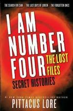 I Am Number Four The Lost Files Secret Histories by Lore Pitta 9780062223678
