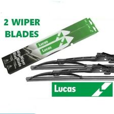 "Ford Focus MK1 Genuine LUCAS Premium  22"" & 19"" Windscreen Wiper Blades Pair"