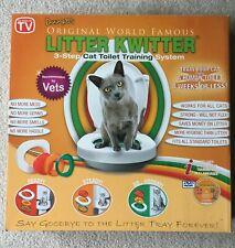 Litter Kwitter Cat Toilet Training System - No Dvd