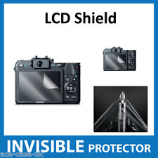 Canon powershot g15 caméra invisible lcd screen protector shield