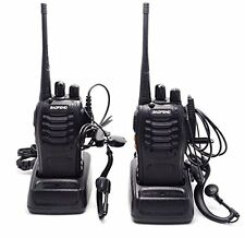 Baofeng BF-888S Walkie Talkie Two-Way Radio Outdoor Radios Long Range Hea...
