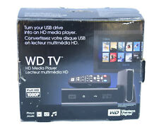WD TV LIVE HD MEDIA PLAYER by Western Digital 2008