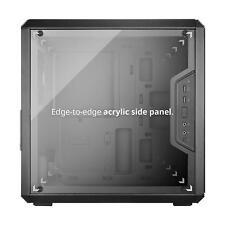 MasterBox Q300L mATX Case Magnetic Design Dust Filter Acrylic Side Window DIY