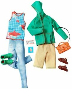 Barbie Ken Clothes -2 Outfits  - Holiday - Brand New in Box