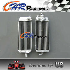 NEW R&L aluminum radiator for suzuki RM125 RM 125 1998-2000 1999 98 99 00